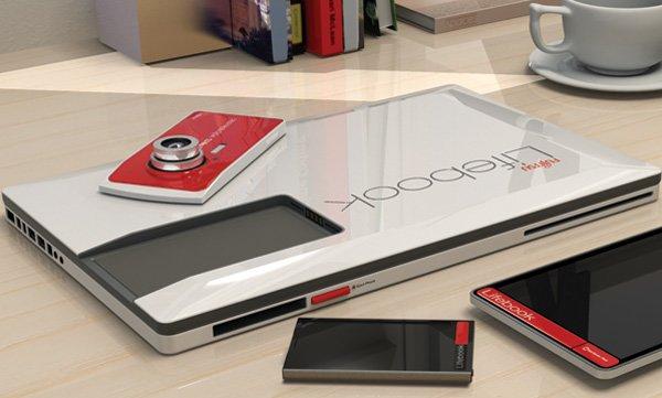Tabletowo.pl Fujitsu Lifebook 2013, czyli trochę futurologii Koncepcje Nowości