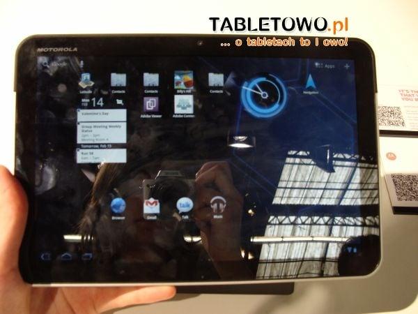 Tabletowo.pl Motorola Xoom już z Androidem Ice Cream Sandwich Motorola Nowości
