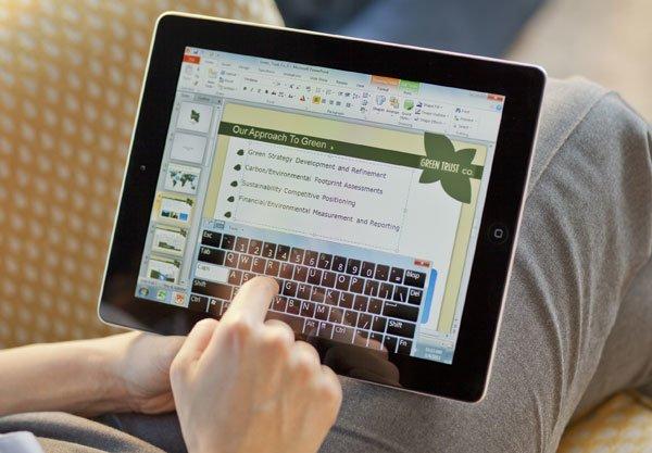 Tabletowo.pl OnLive Desktop na iPada debiutuje w AppStore Aplikacje Apple Nowości
