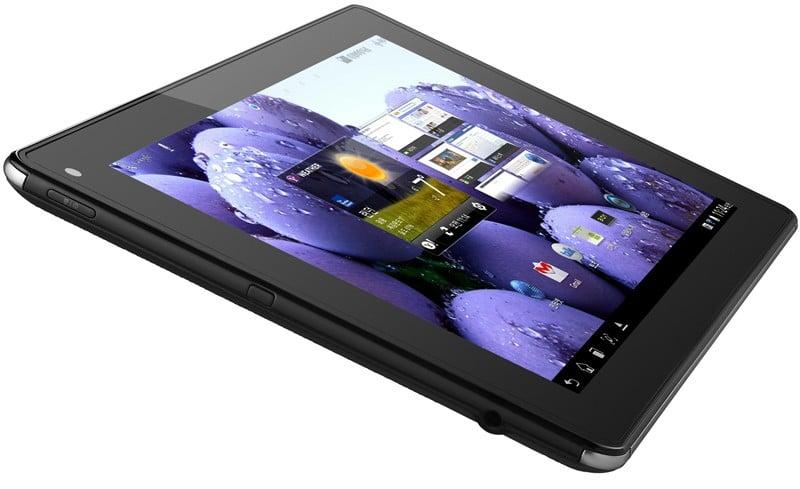 Tabletowo.pl LG Optimus Pad LTE oficjalnie: 8,9-calowe medium LTE LG Nowości