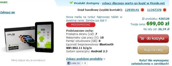 Tabletowo.pl Plug Impact - ruszyła przedsprzedaż Nowości
