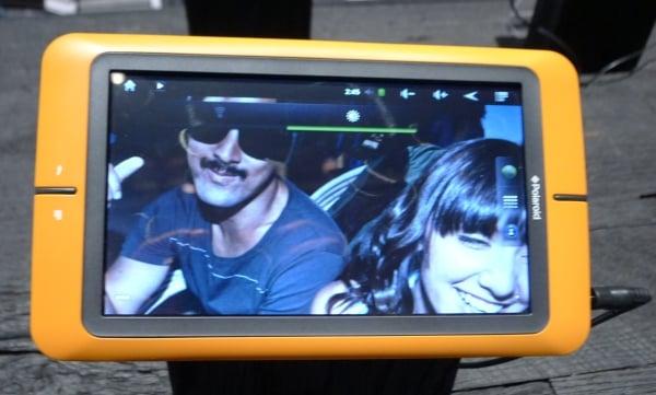 tablet polaroid ptab 7200c