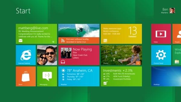 Tabletowo.pl Windows 8 - znamy minimalne wymagania systemu Nowości