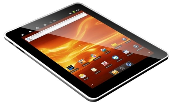 Tabletowo.pl Na CES 2012 poznamy tablety Velocity Micro z Androidem 4.0: Cruz T507 i Cruz T510 Nowości