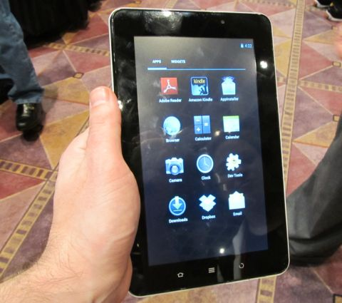 tablet viewsonic viewpad e70
