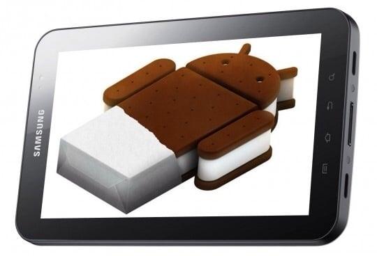 Tabletowo.pl CyanogenMod 9 debiutuje na Samsungu Galaxy Tab Nowości Samsung