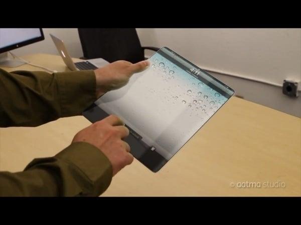 Tabletowo.pl Jak mógłby wyglądać Apple iPad 3? (wideo) Apple Koncepcje