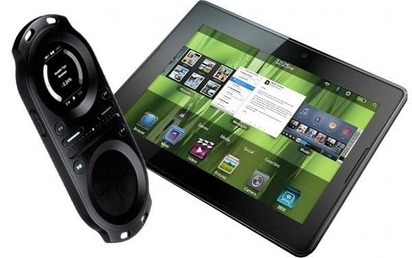 Tabletowo.pl Zostań DJ-em z BlackBerry Playbookiem i Pacemasterem Aplikacje BlackBerry