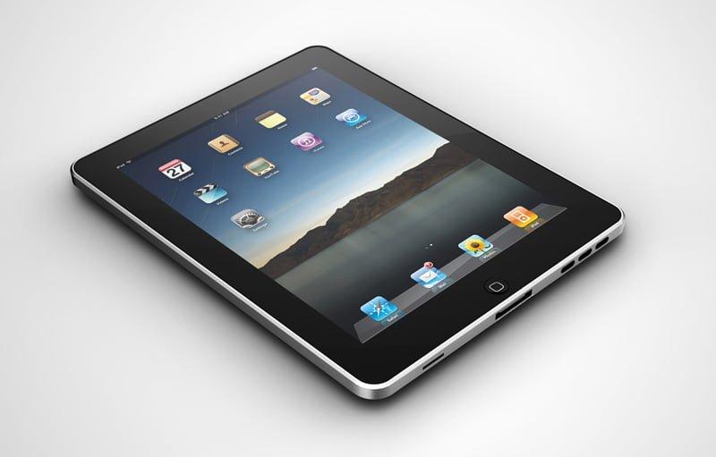 Tabletowo.pl iPad 3 jednak z 8-calowym ekranem? Apple Nowości Plotki / Przecieki