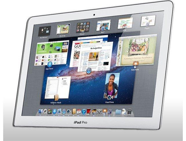 Tabletowo.pl Pomysł iPada z OS X wciąż żywy? Apple Nowości Plotki / Przecieki