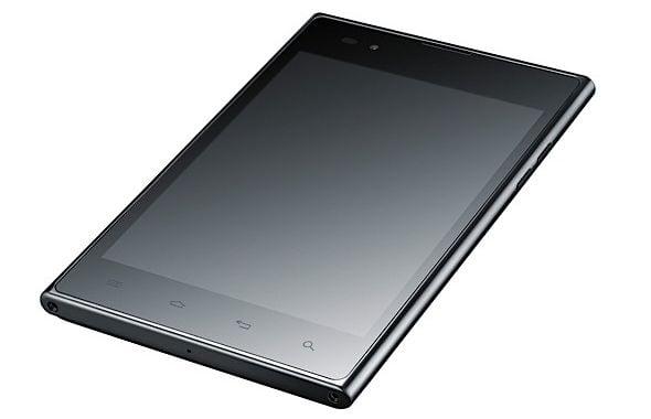 Tabletowo.pl LG Optimus Vu oficjalnie - Samsung Galaxy Note ma konkurencję LG Nowości