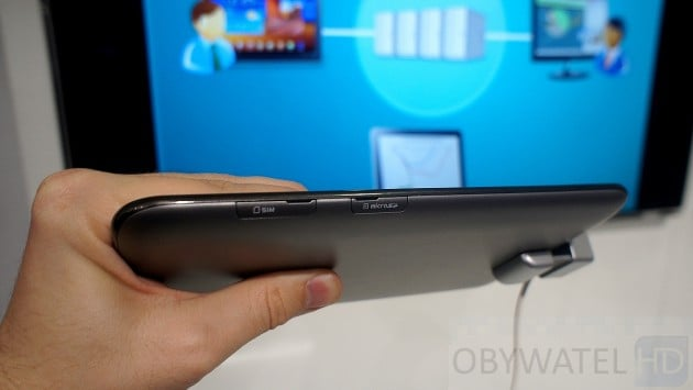 Tabletowo.pl Samsung Galaxy Tab 2 7″ (hands on na Samsung Forum 2012) Nowości Samsung