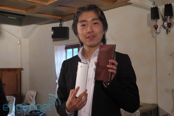 Muszelkowa historia Sony Tablet P, czyli rzecz o designie 20