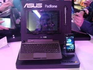 tablet asus padfone