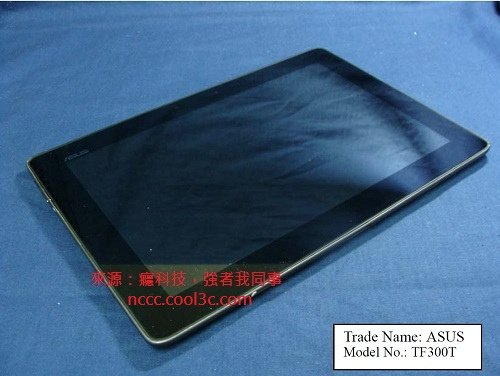 tablet asus transformer tf300t