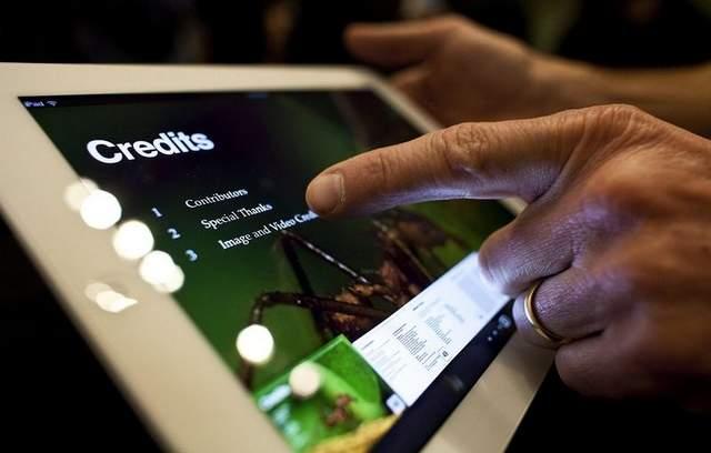 Tabletowo.pl iPad nieodłącznym narzędziem pracowników biurowych Apple Ciekawostki Nowości