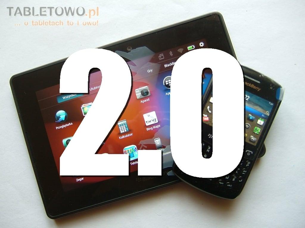 Tabletowo.pl Już jest BlackBerry Playbook OS 2.0! BlackBerry Nowości