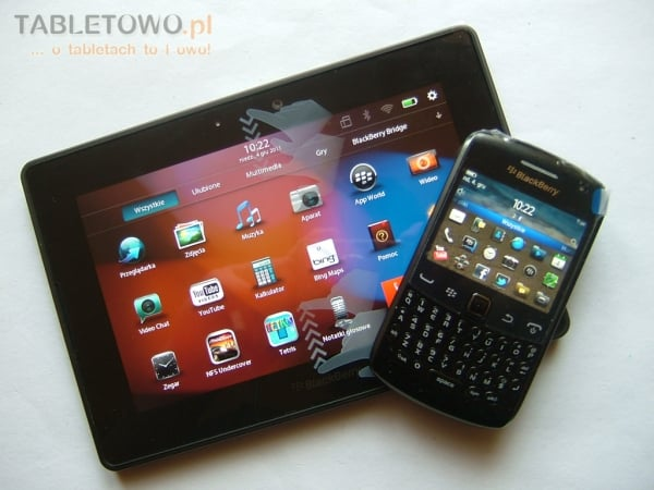 Tabletowo.pl BlackBerry Playbook OS 2.0 dopiero 21 lutego? BlackBerry Ciekawostki Nowości