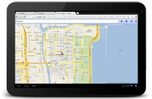 Tabletowo.pl Przeglądarka Chrome na Androida wreszcie dostępna. Na razie w wersji beta i dla wybranych Aplikacje Nowości