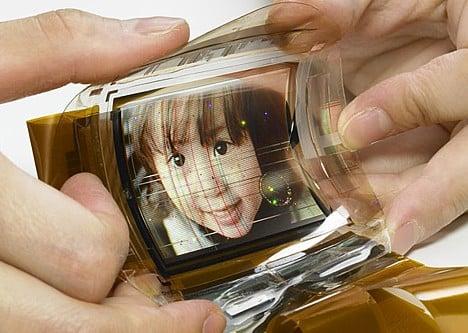 Tabletowo.pl LG inwestuje w giętkie ekrany OLED LG Nowości