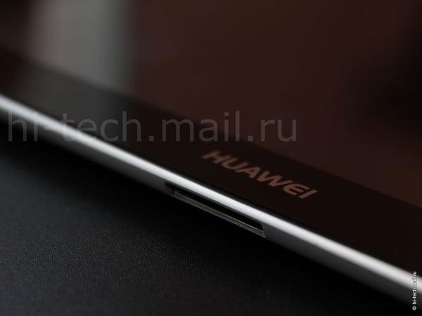 Tabletowo.pl 10-calowy tablet Huawei pozuje do sesji zdjęciowej tuż przed MWC Nowości Plotki / Przecieki