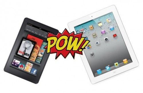 Tabletowo.pl Z jakimi problemami borykają się właściciele iPada 2 oraz Kindle Fire? Apple Ciekawostki Nowości