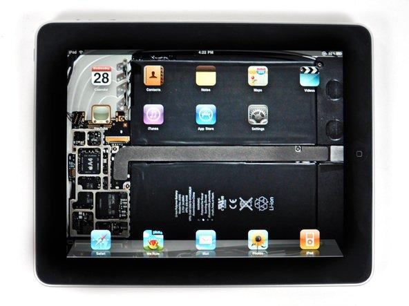 Tabletowo.pl Osobliwa tapeta dla właścicieli iPadów Apple Ciekawostki Nowości