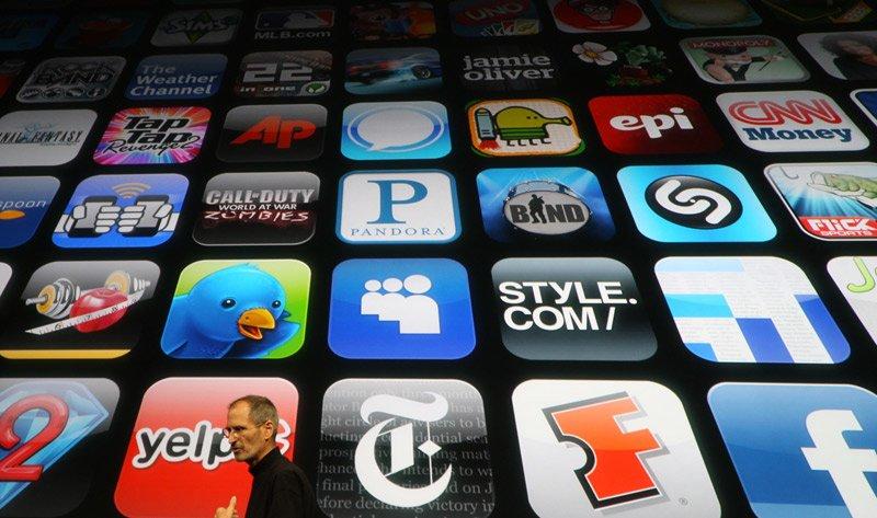 Tabletowo.pl Prawie 500 tysięcy Amerykanów znalazło zatrudnienie dzięki aplikacjom Aplikacje Apple Ciekawostki