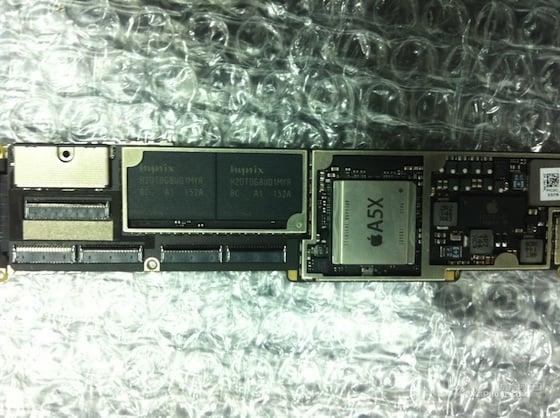Tabletowo.pl iPad 3 z aparatem 8 Mpix i procesorem Apple A5X Apple Nowości Plotki / Przecieki