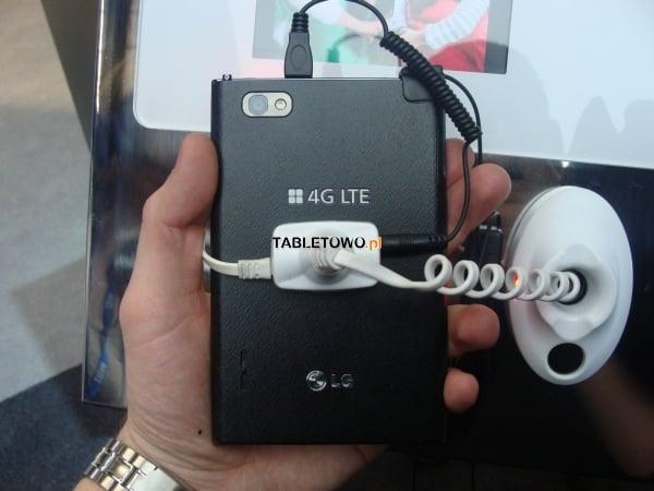Tabletowo.pl LG Optimus Vu - pierwsze wrażenia z MWC 2012 LG Nowości