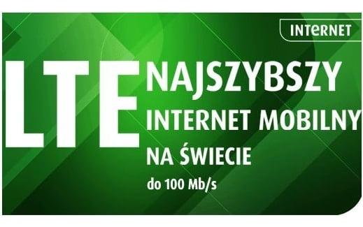 LTE w Plusie