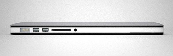 Tabletowo.pl MacPad - hybryda MacBooka i iPada bynajmniej nie ze stajni Apple Ciekawostki Hybrydy Koncepcje Nowości