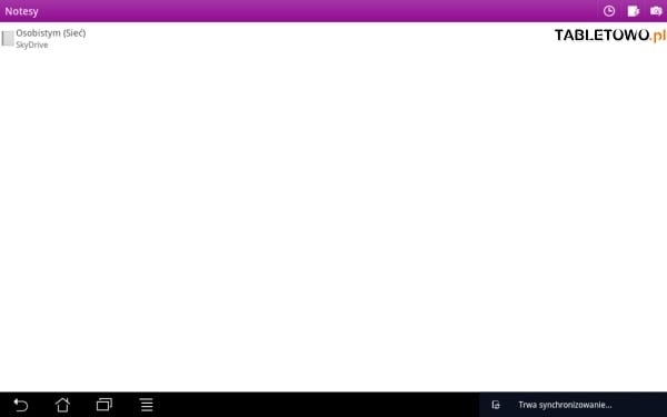 onenote mobile android