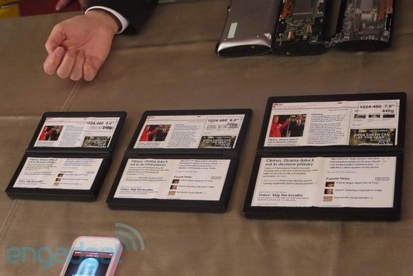 Muszelkowa historia Sony Tablet P, czyli rzecz o designie 22