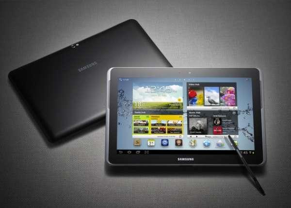 Tabletowo.pl Samsung Galaxy Note 10.1 już oficjalnie (update: wideo!) Nowości Samsung