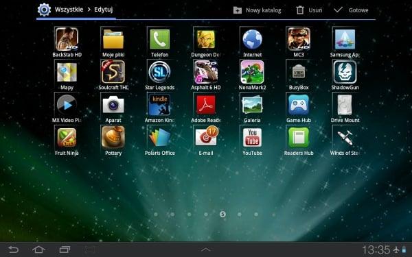 tablet samsung galaxy tab 7.7