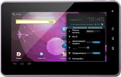 Tabletowo.pl teXet TM-7025 - niedrogi tablet z obsługą wideo 3D Ciekawostki Nowości