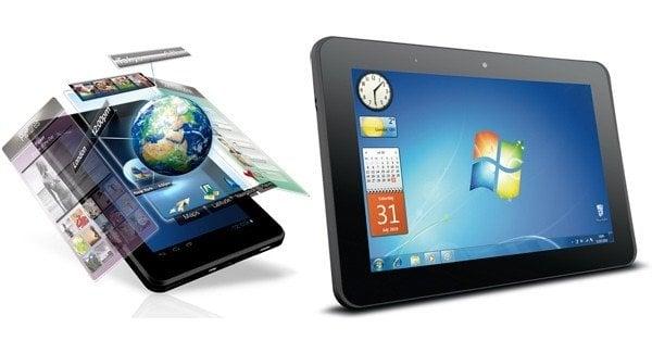 Tabletowo.pl Tabletowe portfolio ViewSonic rośnie: ViewPad G70, E100 i P100 Nowości
