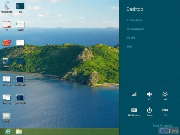 Tabletowo.pl Microsoft pozbędzie się przycisku Start w Windows 8 Nowości Plotki / Przecieki