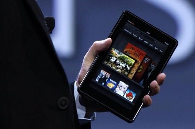 Tabletowo.pl Kindle Fire ma co najmniej 14% udział w rynku, iPad 57% Nowości