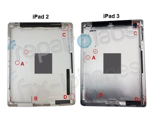 Tabletowo.pl Apple iPad 3 z Retiną, większą baterią i lepszym aparatem? (update - zdjęcie ekranu) Apple Nowości Plotki / Przecieki