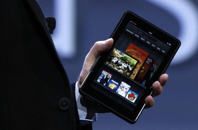 Tabletowo.pl Tylko połowa nabywców tabletu Kindle Fire jest z niego zadowolona Ciekawostki Nowości