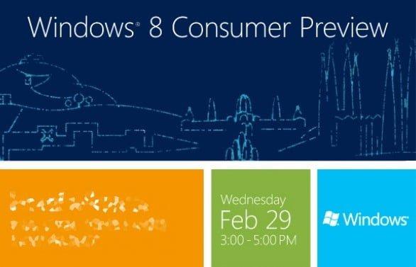 Tabletowo.pl Milion pobrań Windows 8 Consumer Preview w jeden dzień Ciekawostki