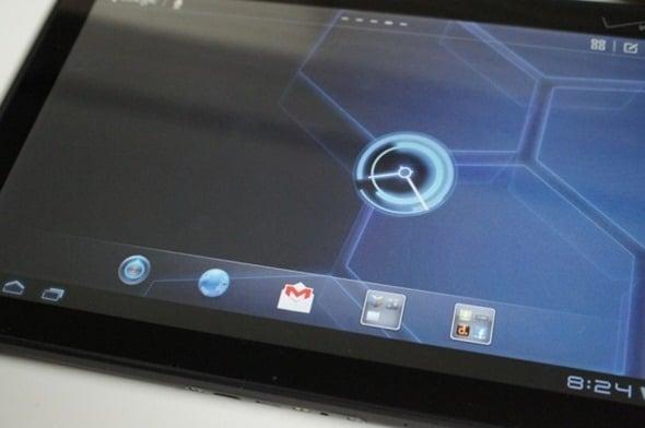 Tabletowo.pl GO Launcher HD debiutuje na tabletach (wideo) Aplikacje Nowości