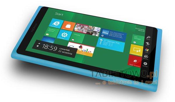 Tabletowo.pl Nokia zaprezentuje tablet z Windows 8 na Nokia World 2012? Nokia Nowości Plotki / Przecieki