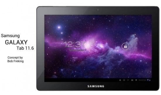 Tabletowo.pl 11,6-calowy Samsung Galaxy Tab już jutro? (update: niestety nie) Plotki / Przecieki Samsung