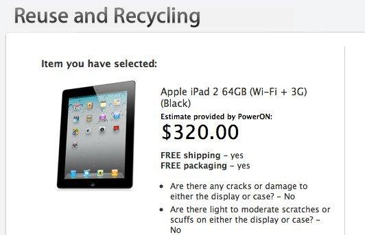 """Tabletowo.pl Wymieniasz tablet? Zarób nawet $320 na swoim """"starym"""" iPadzie 2 Apple Ciekawostki"""