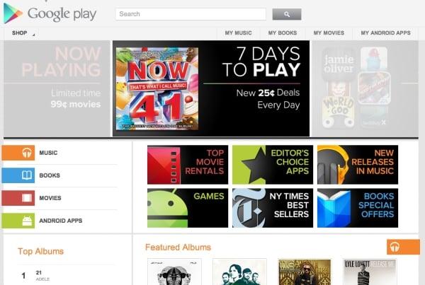 Tabletowo.pl Android Marketu już nie ma, powitajmy Google Play! (+promocja aplikacji) Aplikacje Nowości
