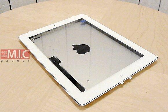 Tabletowo.pl Apple iPad 3 rozszyfrowany i złożony (wideo) Apple Plotki / Przecieki