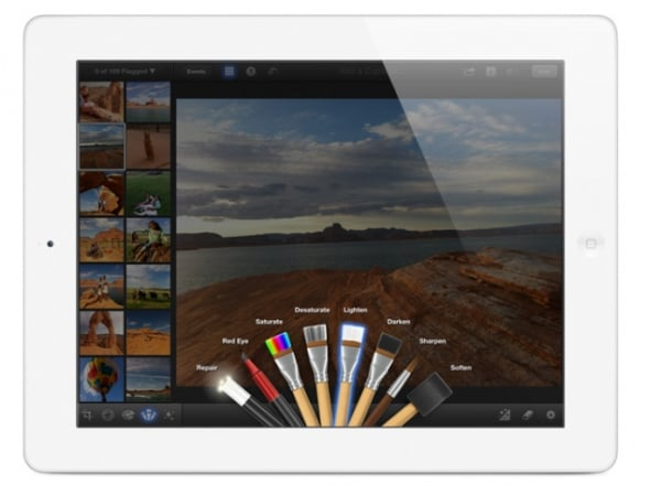 iphoto ios tablet